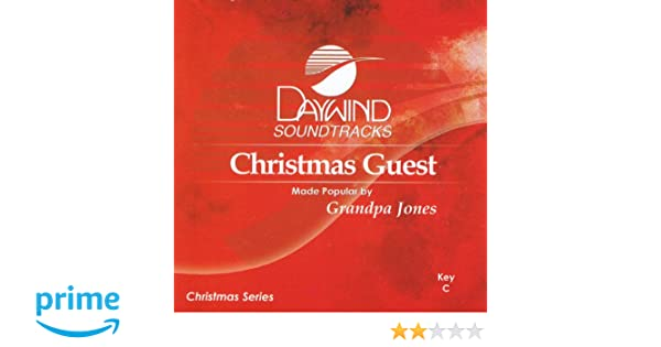 Made Popular By: Grandpa Jones - Christmas Guest [Accompaniment ...