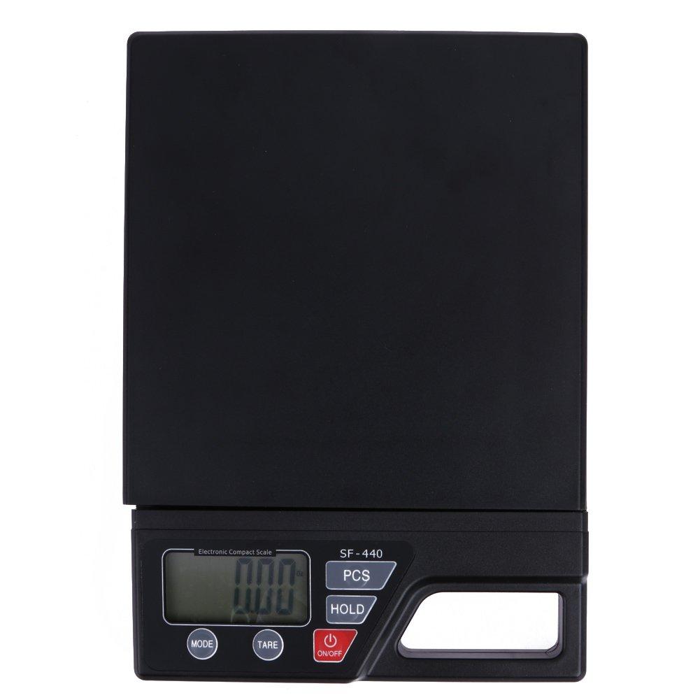 alloet nueva 10 kg/1g electrónico comercial postal báscula digital báscula de cocina: Amazon.es: Hogar