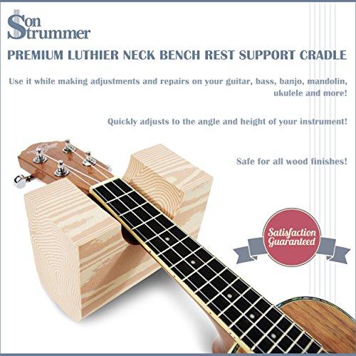Son Strummer Set Of 4 Premium Luthier Tools Tool Kit