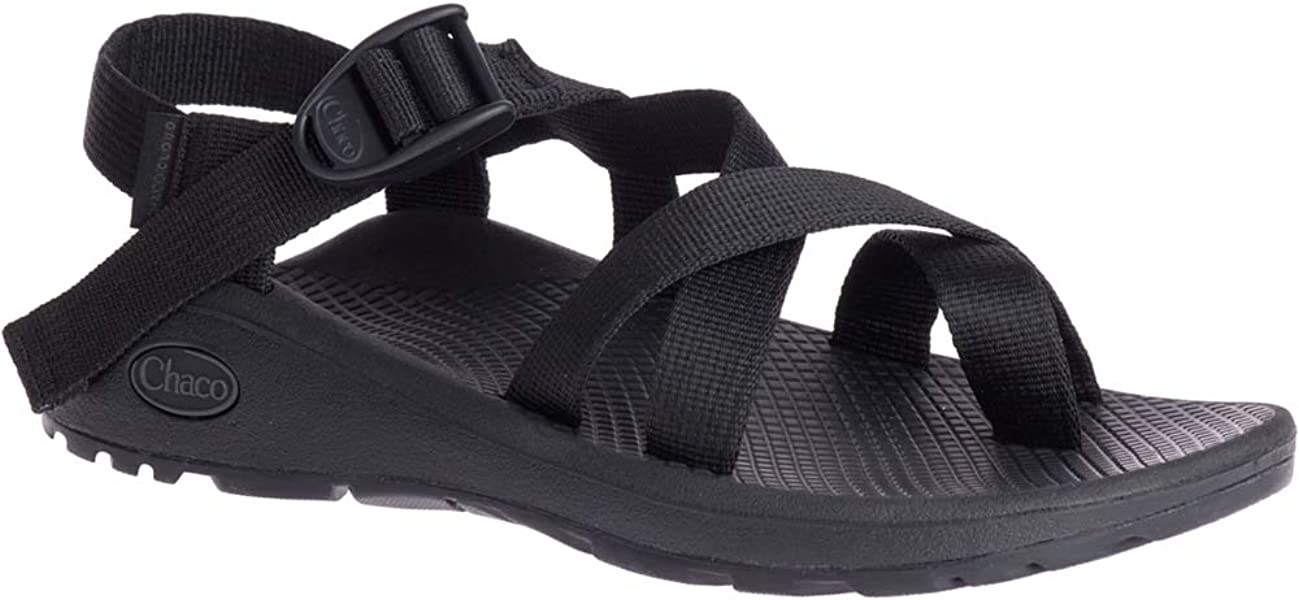 fdbf50b94342 Chaco Zcloud Sandal - Women s Solid Black 5. Back. Double-tap to zoom