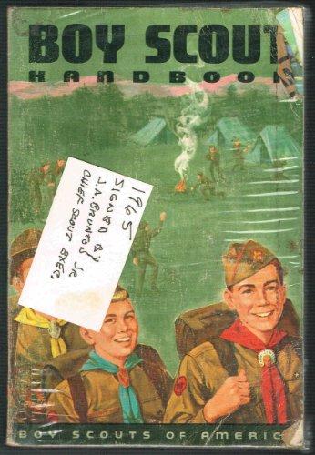 BOY SCOUT HANDBOOK - America Camps Of Boy Scouts