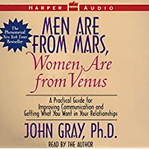 Men Are From Mars CD