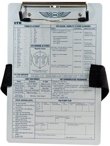 ASA KB-1 VFR Kneeboard