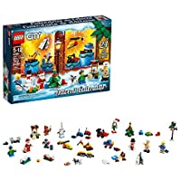 LEGO City Advent Calendar 60201, New 2018 Edition,...