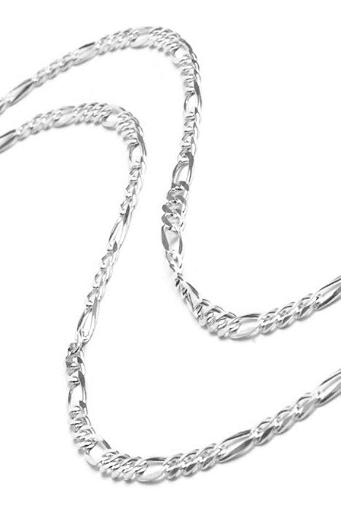 Silver Eyeglass Chain for Glasses Cable Links Eyeglass Holder Necklace Sterling Silver Eyeglass Holder for Men and Women