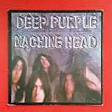 DEEP PURPLE Machine Head LP Vinyl VG Cover VG+ GF 1972 WB BSK 3100 Test Played