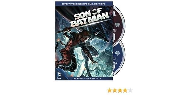 Dcu: Son Of Batman Edizione: Stati Uniti USA DVD: Amazon.es ...