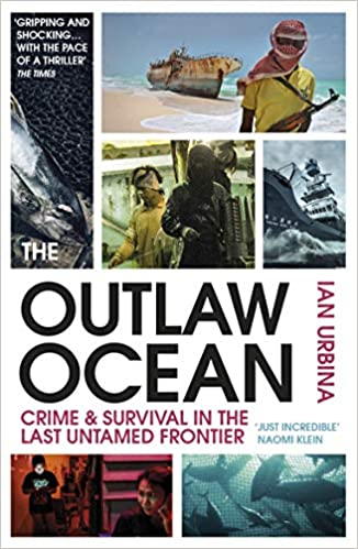 The Outlaw Ocean Book Cover