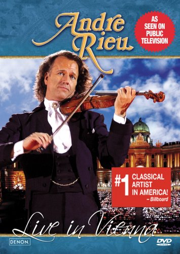 Andre Rieu: Live in Vienna by WEA DES Moines Video