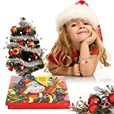 Lorfancy 24 Days Christmas Advent Calendar 2020
