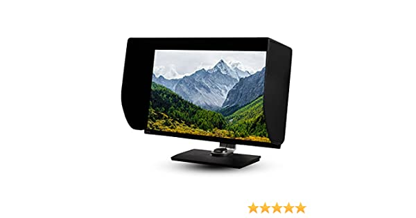 Amazon.com: iLooker-32P 31&32 inch Pro Edition LCD LED Video Monitor Hood Sunshade Sunhood for Dell HP Viewsonic Philips Samsung LG EIZO NEC ASUS ACER BENQ ...