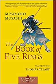 book of five rings cleary pdf
