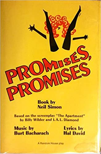 Promises promises neil simon hal david burt bacharach billy promises promises neil simon hal david burt bacharach billy wilder i a l diamond 9780394406855 amazon books fandeluxe Gallery