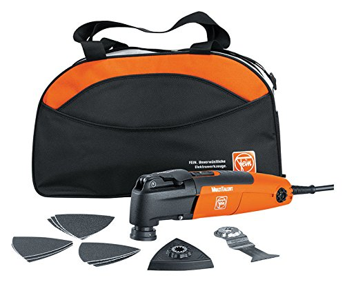 Fein Power Tools 72295362090 Multi Talent Start Kit