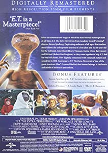 E.T. The Extra-Terrestrial Anniversary Edition from Universal Studios