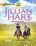 Montana Cowboy by Jillian Hart front cover