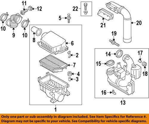 HYUNDAI 28220-3X320 Duct Assy-Extension