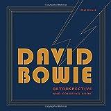 David Bowie Retrospective and Coloring Book