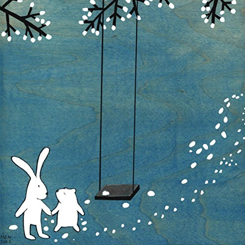 Follow Your Heart- Let's Swing Art Print Poster by Kristiana P?rn