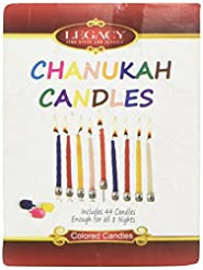 Chanukah Candles / 44 per Box - Made in ...