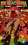 """Ex Machina, Vol. 5 - Smoke, Smoke"" av Brian K. Vaughan"