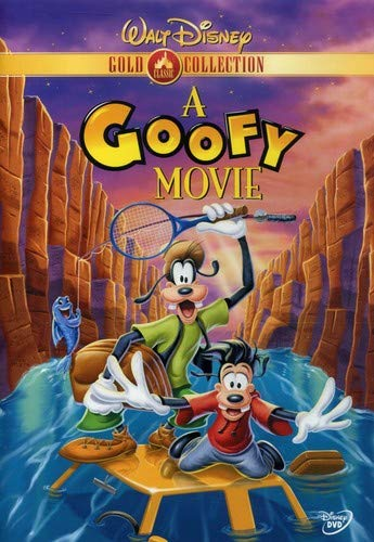 Disney Halloween Short Movies (A Goofy Movie (Walt Disney Gold Classic)
