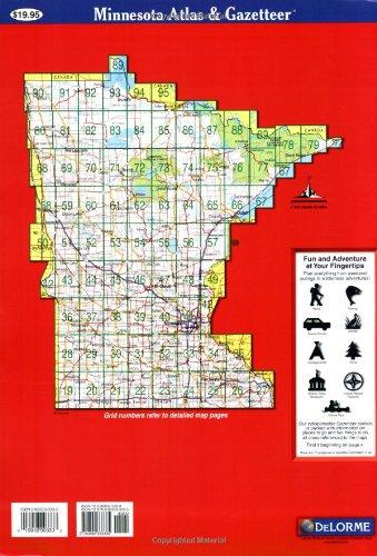 Minnesota Atlas & Gazetteer