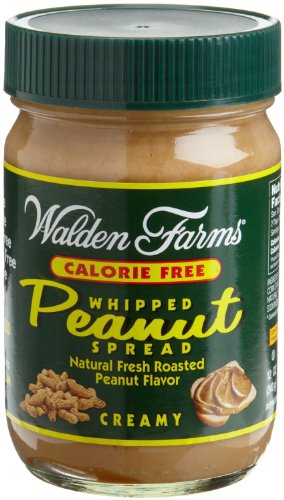 Walden Farms Whipped Peanut Spread, 12 Ounce - 6 per case. by Walden Farms