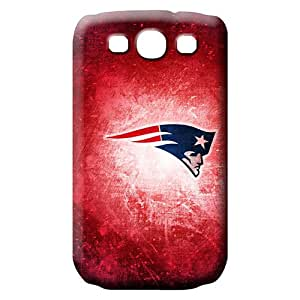 samsung galaxy s3 Heavy-duty New Arrival fashion cell phone carrying cases new england patriots