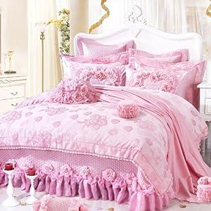 Amazon.com: DIAIDI,Luxury Bedding Set,Romantic Wedding
