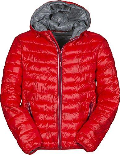 Rosso Uomo Replica Shiny Nylon Payper Effetto d48wpq4X