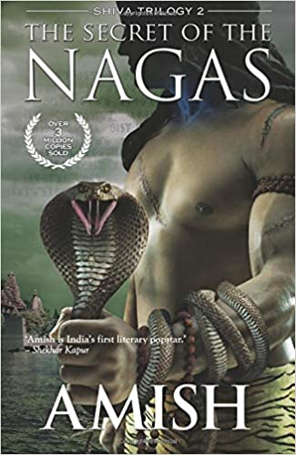 Buy The Secret Of The Nagas (Shiva Trilogy-2) Book Online at Low