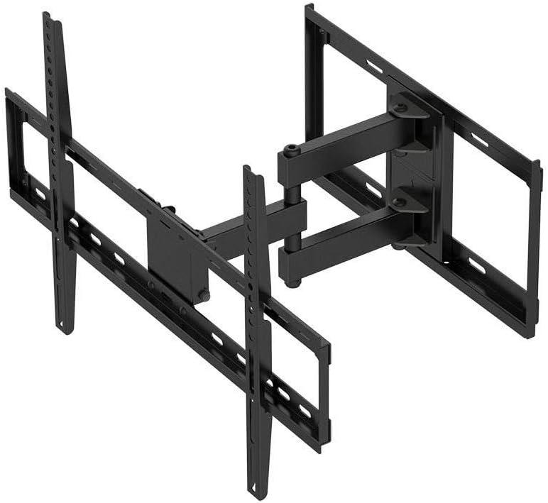 Black Full-Motion Tilt Swivel Wall Mount Bracket for SuperSonic SC-1311 13.3 inch LED HDTV TV Television – Articulating Tilting Swiveling