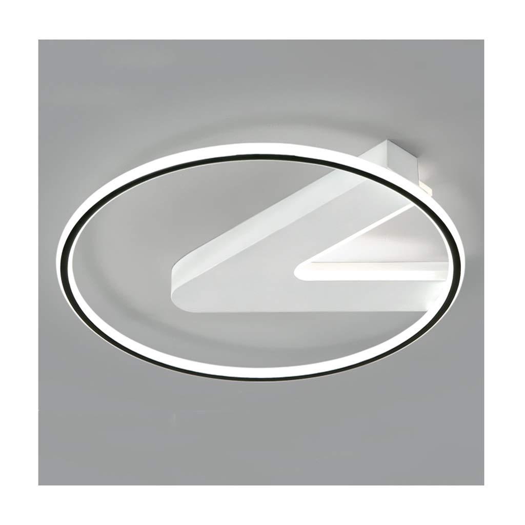 シーリングライト シーリングライトモダンクリエイティブ、LED調光アルミニウムアクリル、リビングルームの装飾ベッドルームキッチンダイニングルームシーリングランプ 天井照明 (色 : 自然の光 しぜんのひかり, サイズ さいず : 55*55cm/78W) B07RS9V1LV 自然の光 しぜんのひかり 55*55cm/78W