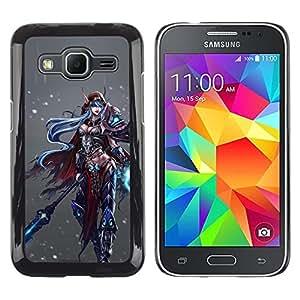 Estuche Cubierta Shell Smartphone estuche protector duro para el teléfono móvil Caso Samsung Galaxy Core Prime SM-G360 / CECELL Phone case / / Game Fantasy Pc Character /