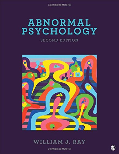 Abnormal Psychology Book