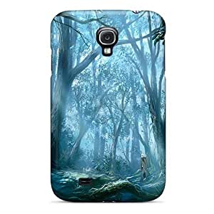Dana Lindsey Mendez Case Cover For Galaxy S4 - Retailer Packaging Mushishi Scenic New Protective Case