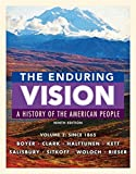 img - for The Enduring Vision, Volume II: Since 1865 book / textbook / text book