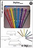 Stylus colorati Pack 8 pezzi  Bigben