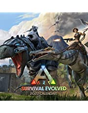 ARK Survival Evolved 2022 Calendar: OFFICIAL game calendar. This incredible cute calendar january 2022 to december 2023 with high quality pictures .Gaming calendar 2021-2022. Calendar video games