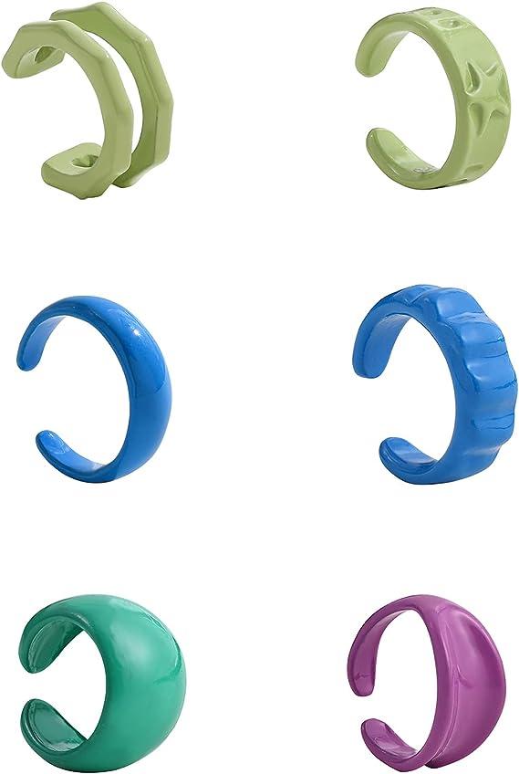 Amazon.com: bodyjewellery 2pcs 14g Ear Cuff Fake Non