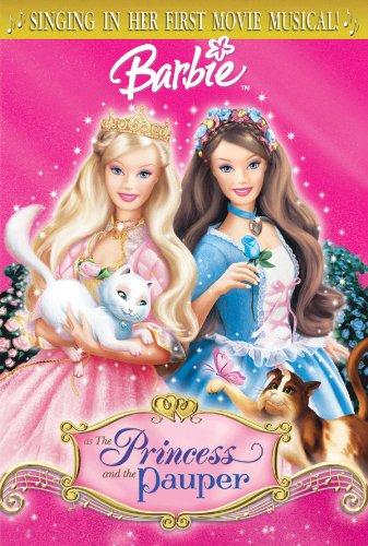 Barbie as the Princess & the Pauper Barbie The Princess And The Pauper