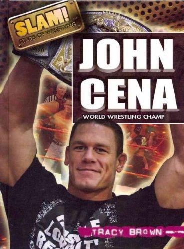 Download John Cena: World Wrestling Champ (Slam! Stars of Wrestling) pdf