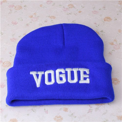 Pyrsun(TM) Hot sale Winter VOGUE Style Fashion Skullies for Men and Women Beanie Winter Hat Fall Hiphop Warm Letter Cap Knitting beanies