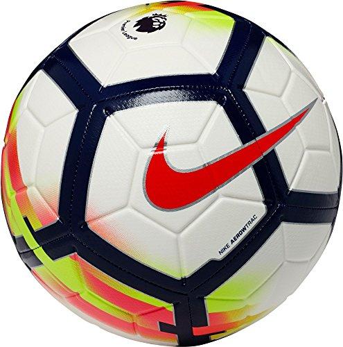 Nike EPL Strike Ball (White/Blue/Orange)(4)