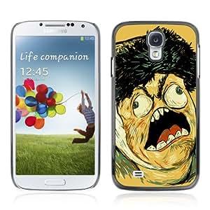 YOYOSHOP [LOL WTF MEME TROLL FACE] Samsung Galaxy S4 Case