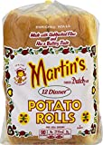 Martin's Dinner Potato Rolls- 12 pack 15 oz (2 bags)