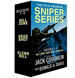 The kyle swanson sniper series books 1 3 kill zone dead shot the kyle swanson sniper series books 1 3 kill zone dead shot fandeluxe Epub