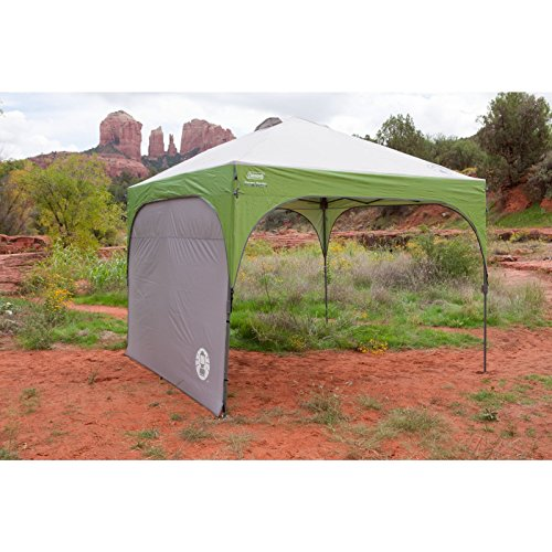 Coleman Sun Shelters : Coleman instant canopy sunwall accessory only