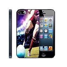 Football Kick Sport Nsp10 Case Cover Protection for Nexus 4 Black Hard Plastic
